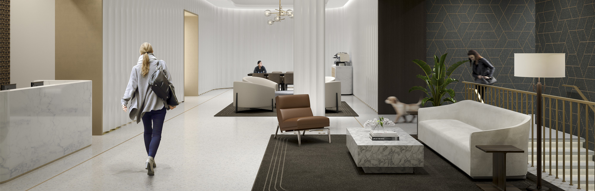 Hollingsworth Luxury Apartments Offer Multifunctional Living Spaces